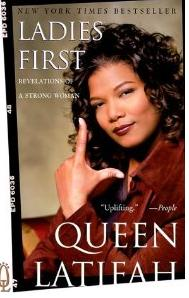 Queen Latifa's book